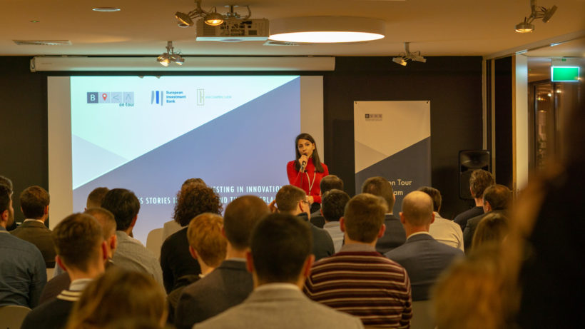 Maria Marinova, Director of the Bulgarian Venture Capital and Private Equity Association ©BVCA